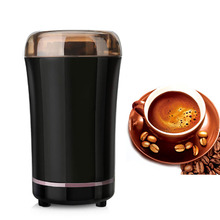 150W Electric Coffee Grinder Home Mini Kitchen Salt Pepper Grinder Powerful Spice Nuts Seeds Coffee Bean Grinding Machine les insus nancy