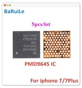 Image 1 - BaRuiLe 5pcs BBPMU_RF PMD9645 Chip Voor iphone 7 7plus BBMPU baseband Kleine Power Management IC Voor Qualcomm Versie Reparatie Deel