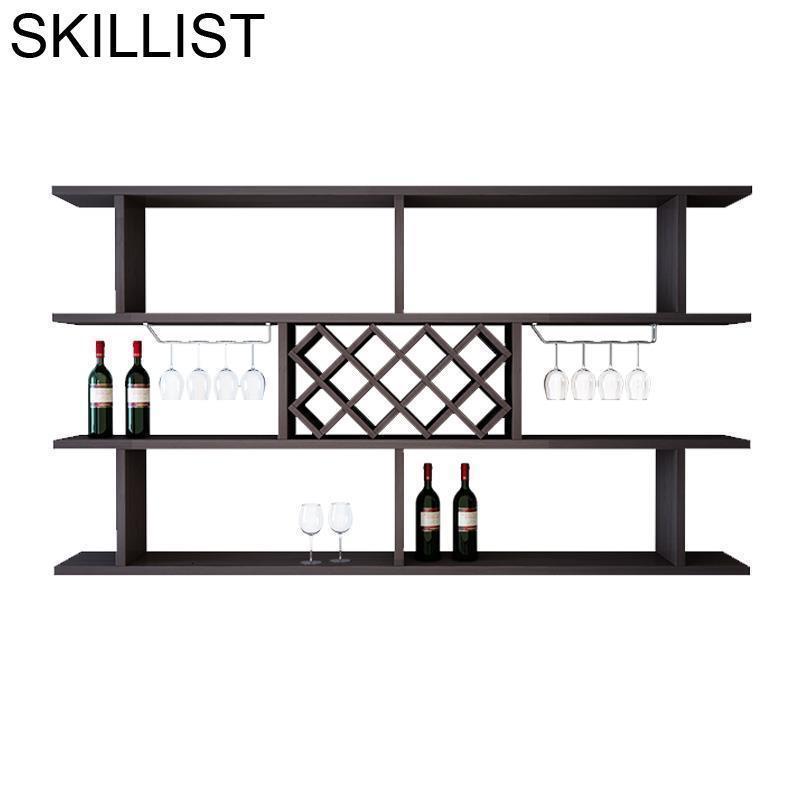 Dolabi Mobilya Armoire Vetrinetta Da Esposizione Table Shelves Kitchen Kast Commercial Shelf Furniture Mueble Bar Wine Cabinet
