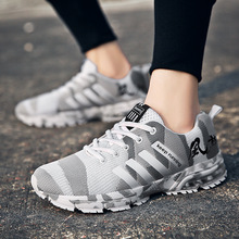 Fashion Casual Shoes Men Large Size 46 Outdoor Men Shoes Camouflage Air Cushion Sneakers for Man Trainers Zapatos Hombre Sapatos
