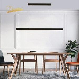 Image 1 - Lampe LED suspendue en bois à pendentif LED forme de poisson, design moderne, design Art, luminaire dintérieur, idéal pour un Bar, un Restaurant, un bureau ou une étude
