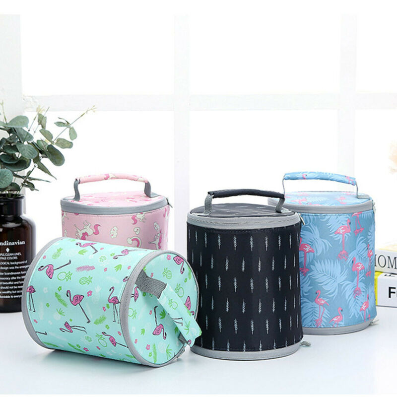 Thermal Insulated Lunch Bag For Women Men Kids Thermos Cooler Tote Purse Brand New Fashion Food Lunch Box