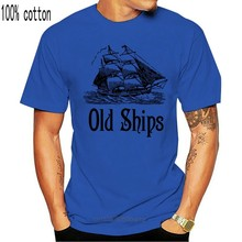 Brand Men Fashion Summer Listing Fashion T-Shirt Uomo Old School Tattoo Rockabilly Nave Ship Why So Vintage Dk0045Alogo T Shirts