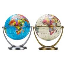 Geographic Classic океаны-Мини глобус Вертлюги во всех направлениях-идеально подходит для небольших помещений дома, офиса