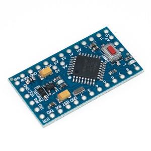 Image 3 - Gratis Verzending! Nieuwe Versie! 50 Stks/partij ATMEGA328P Pro Mini 328 Mini ATMEGA328 5 V/16 Mhz