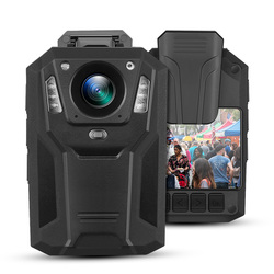 BOBLOV 1296P Body Worn Camera 32G/64G 9H Recording Wearable Video Recorder for Security Guard Night Vision Police Camera