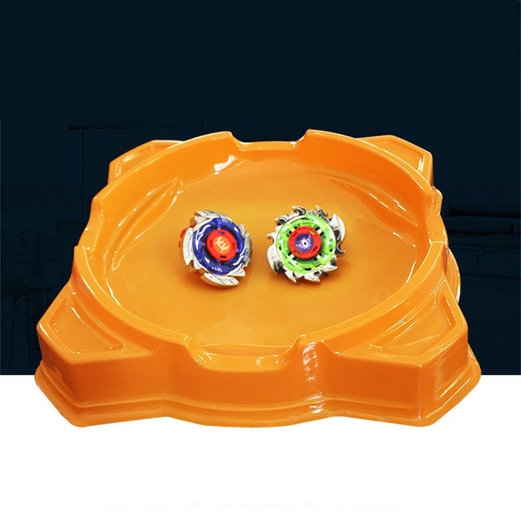 1PC Ultra Burst Gyro Disk Exciting Duel Spinning Top Best Gift durable Fun Competition children's beyblade Gyro Arena Disk(China)