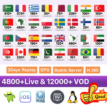 IPTV France Italy Spain Germany Greece Canada Portugal Android M3U Subscription UK Arabic Belgium Netherlands Norway