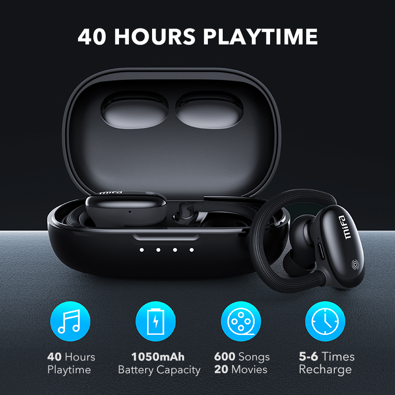 lowest price mifa TWS Earbuds Wireless bluetooth earphones Bluetooth 5 0 Stereo Sport headphones  3D Stereo Sound Earphone with Mic