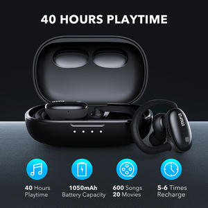 Image 4 - mifa TWS Earbuds Wireless bluetooth earphones Bluetooth 5.0 Stereo Sport headphones  3D Stereo Sound Earphone with Mic