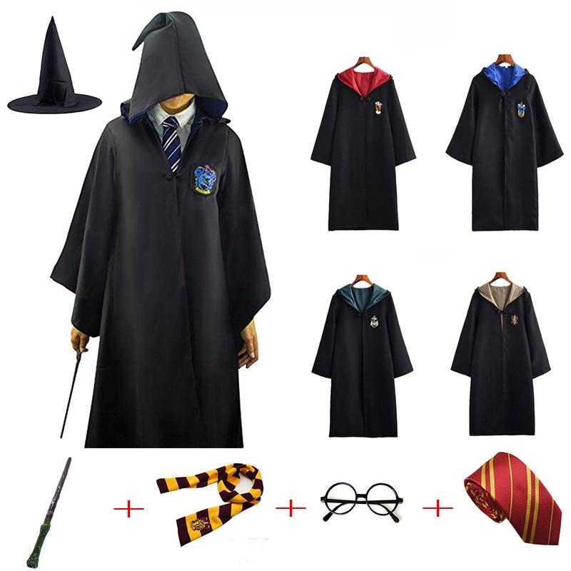 Charades Unisex Ravenclaw Student Adult Costume