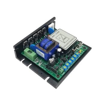 цена на Factory Adjustable 180V SCR Classes DC Motor Speed Controller input 115v 230v ac output 90v 180 vdc brush dc motor controller
