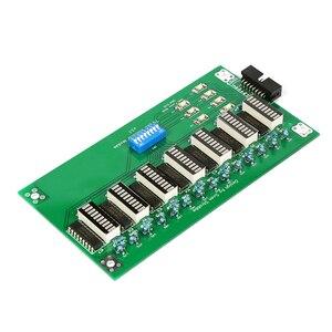 Image 5 - 7S 20A 50A Bluetooth BMS 7S LED מחוון 18650 סוללה מחזיק BMS DIY 7s סוללה מחוון עבור 7S כוח קיר