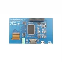 4,0 дюймов ЖК HDMI пресс-экран дисплей TFT ЖК-панель модуль 480x320 для Raspberry Pi 4B Raspberry Pi 3 Model B/B