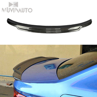 For BMW F22 F23 spoiler F2 series F22 f87 M2 carbon fiber wing projection 2014 up 218 I 220 I 228 I m235 I