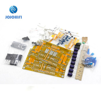 One Pair PASS A3 30W + 30W DIY KITS Amplifier Flavor Single-ended Class A Amplifier Supports Balanced and Unbalanced Inputs 1pair pass am single ended class a power amplifier board 10w with balanced input finished board