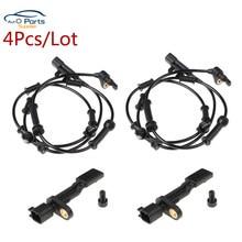 YAOPEI capteur de vitesse de roue ABS avant arrière gauche droite pour Jeep Wrangler 3.6L 3.8L V6 68003281AA 52125003AB FL FR RL RR