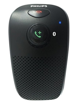 Philips Accesorio para Coche CAB22/00 - Radio para Coche (Negro, Mono, A2DP,AVRCP,...