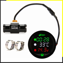 Hour-Counter-Meter AEROX NMAX XMAX Temperature PCX Motorcycle Engine-Hours Water 300