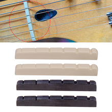 2pcs 6 String Electric Guitar Nut Saddle for ST TL Style Replacement Accessories