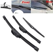 Car Front & Rear windshield wipers wiper Windscreen Front Window wipers blades For Mazda CX 5 CX5  (KE) 2012 2013 2014 2015 2016