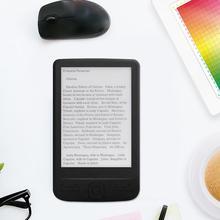 4,3 дюймовый E-Ink дисплей для чтения электронных книг 800x600 электронная Бумажная книга с передним светильник PU покрытие для сотрудников Подарки