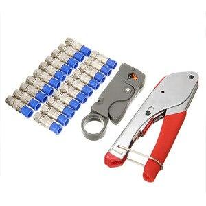 Новое поступление, набор инструментов для зачистки коаксиального кабеля