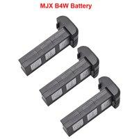 Mjx bugs 4 w b4w parte 7.6v 3400 mah li-po bateria para mjx b4w acessórios brushless gps rc zangão peças de reposição bateria