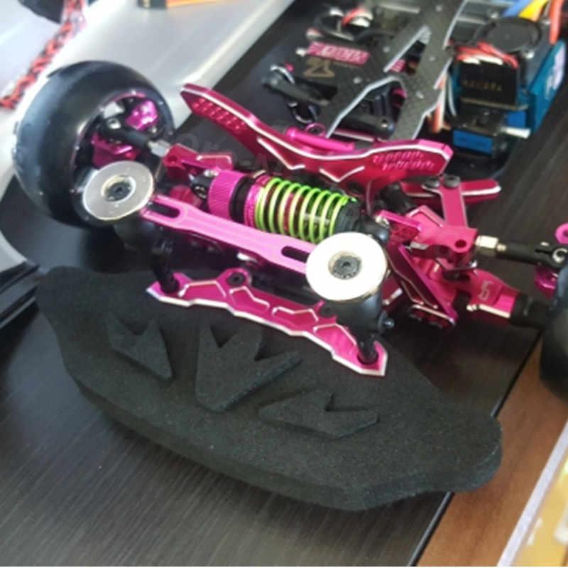 1 Set HSP 4PCS 02010 Body Post Parts 1:10 RC Car Plastic Ff