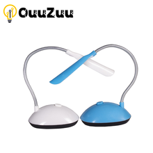 LED Reading Desk Book Light Mini Battery Powered for Book Nightlight Light Flexible Table Lamp Portable Read Lamp Book Lights cheap OuuZuu CN(Origin) NONE 1 year Dry Battery LED Bulbs Easy to carry White