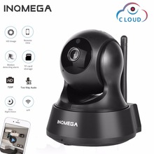INQMEGA 720P Cloud Storage IP Camera Home Security Surveillance Wireless Wifi Cam CCTV Network Camera Night Vision Baby Monitor wetrans security wifi camera cloud storage 720p hd p2p ir night vision smart camera baby monitor home surveillance wireless cam