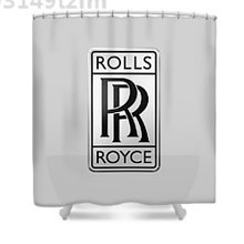 Водонепроницаемая занавеска для душа s Rolls-Royce, занавеска для душа, полиэфирная ткань, занавеска для ванной комнаты с 12 крючками