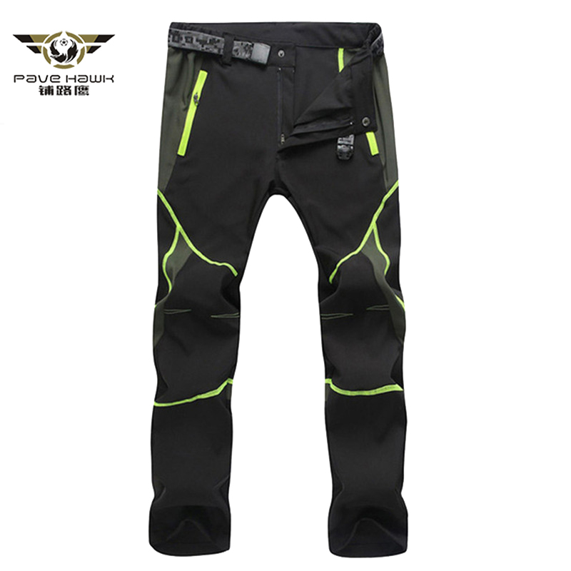 Men's Lightweight Ultra Quick Dry Pants Stretch Thin Waterproof Trousers Military Tactical Sweatpants Casual Work Cargo Pants