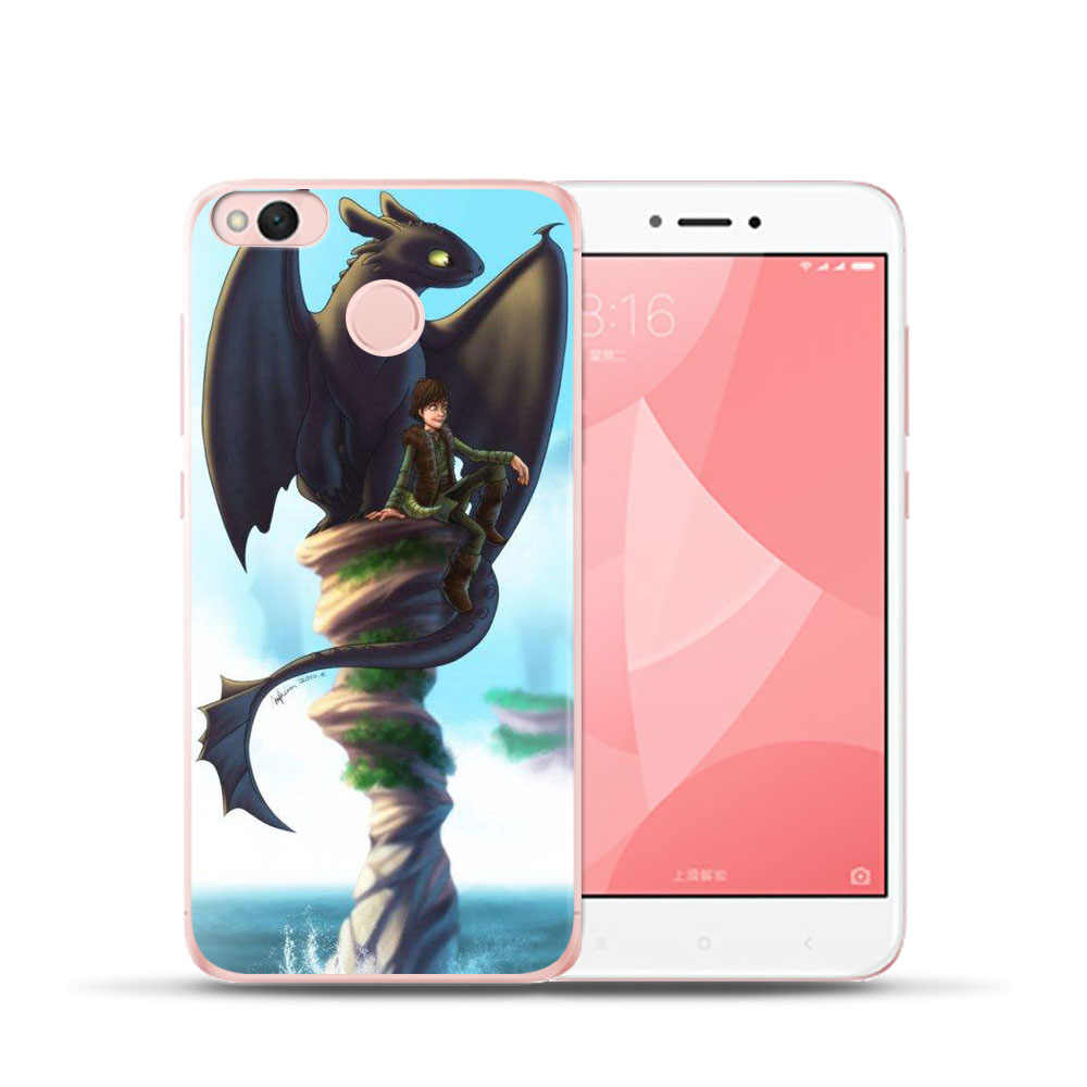 Pterosaur DC Telefon Fall Für Xiaomi MI8 Redmi 6 6A 4 4A 4X 5A Note4 4X Mi6 5X A1 Weichen silikon Abdeckung Coque handy shell