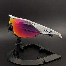 Marque cnrc Sports de plein air cyclisme lunettes VTT lunettes de cyclisme UV400 photochromique hommes cyclisme lunettes de soleil lunettes unisexes