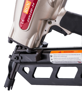Image 3 - 100MM cabeza recortada de 34 grados, pistola clavadora de encuadre de tiras de papel