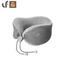 Youpin LF poduszka do masażu szyi w kształcie litery U Relax masażer mięśni zwolnienie ciśnienia pomoc poduszka do spania praca w domu podróż samochodem