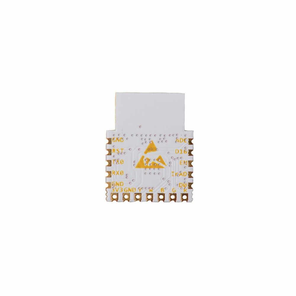 ESP8285 módulo WiFi DMP-L1 para iluminación de bombilla inteligente con Firmware funciona con HomeKit iOS Google Alexa Baidu Tmall