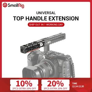 Image 1 - SmallRig DSLR Camera Cage Handle Grip Top Handle Straight Extension With 1/4 Thread Holes And Arri Locating Holes HTR2297
