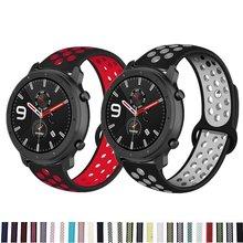 Сменный дышащий ремешок для часов huawei watch gt 2 46 мм gt2