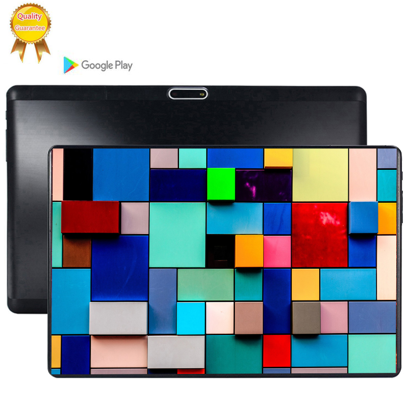 128G 1920X1280  Glass Screen Super 128 Tablet 10.1 Inch Android 9.0 Octa Core 6GB RAM 128GB ROM IPS 8.0MP SIM Card Ips Tablet