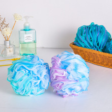 Wisp for Body Soft Shower Flower 75g  Bouquet  Extra-Large Mesh Pouf Luffa Loofa Loufa Puff Scrubber Big Full Lather Cleanse