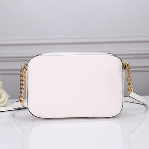 Women Bags Crossbody-Bags Chain Square New-Fashion for Simple