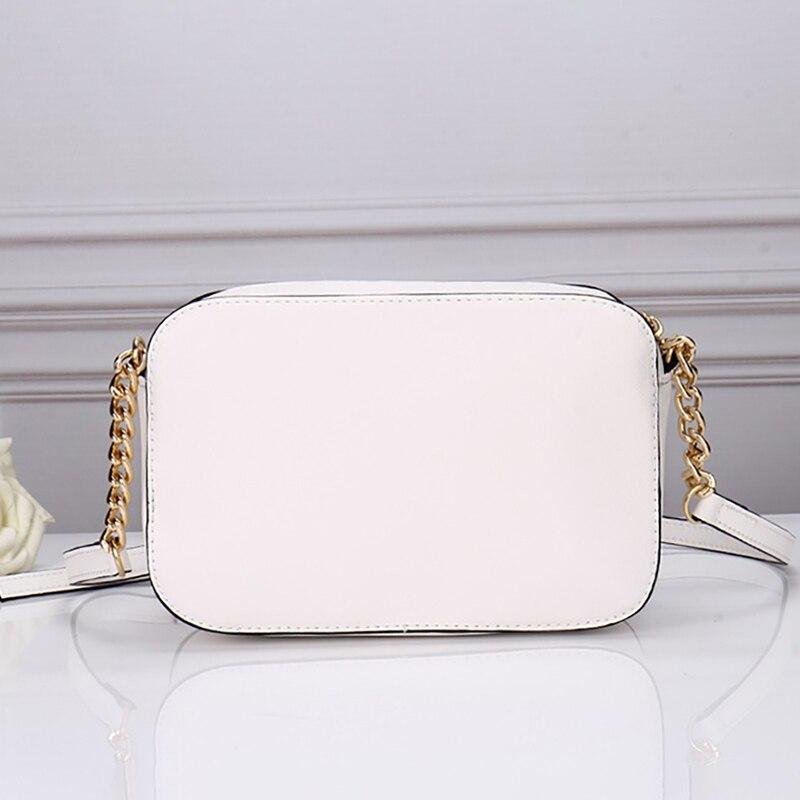 Роскошные женские сумки, дизайнерские сумки 2020, новая модная простая сумка через плечо с квадратной цепочкой, сумки через плечо для женщин|Сумки с ручками|   | АлиЭкспресс