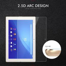 Tempered Glass For Sony Xperia Z2 Z4 Tablet SGP511 SGP512 SGP521 SGP541 SGP771 SGP712 10.1 inch Screen Protector Protective Film srjtek 10 1 assembly for sony xperia tablet z2 sgp511 sgp512 sgp521 sgp541 lcd display touch screen matrix panel for tablet z2
