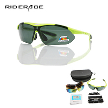 Polarized Bicycle Sun Glasses Sports Outdoor Road Cycling Glasses Men Women MTB