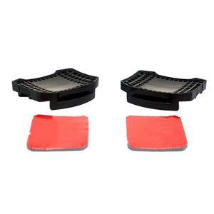 Image 5 - 1Set Adjustable Curved Adhesive Helmet Side Mount for Sony VCT HSM1 HDR AS50R AS30V AS200V AS100V AS10 AS300 AZ1VR FDR X1000V