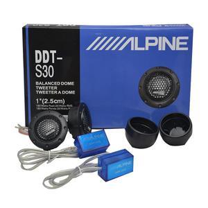 2 pièces/ensemble Tweeter voiture Audio Film de soie pour Modification de voiture 180W 4Ohm haut-parleur Audio de voiture Modification Audio de voiture