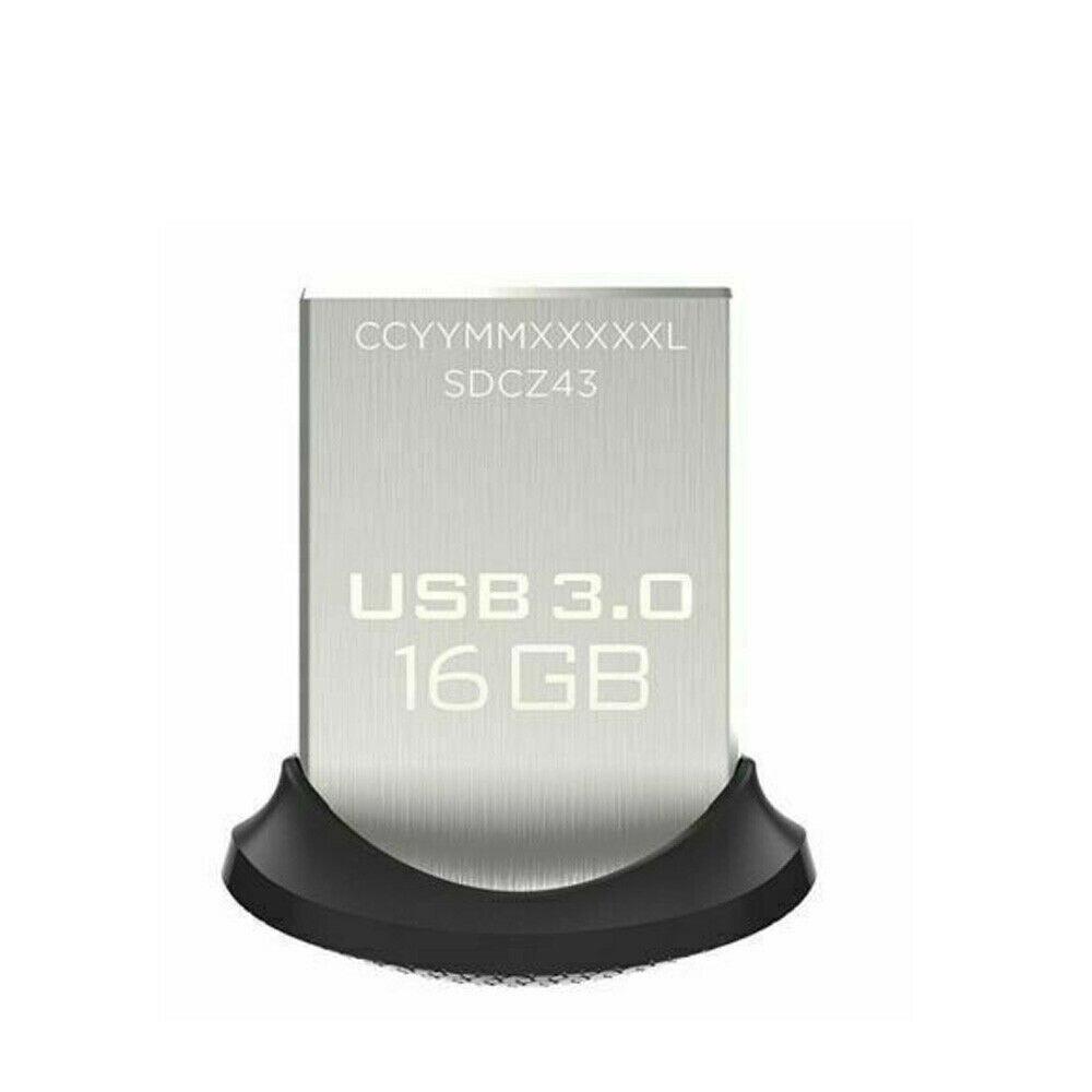 SanDisk USB Flash Pendrive USB 3.0 Pen Drive Stick 32GB 16GB Flash Drive USB Key USB Pen Drives Flashdisk 16 GB 32GB Free