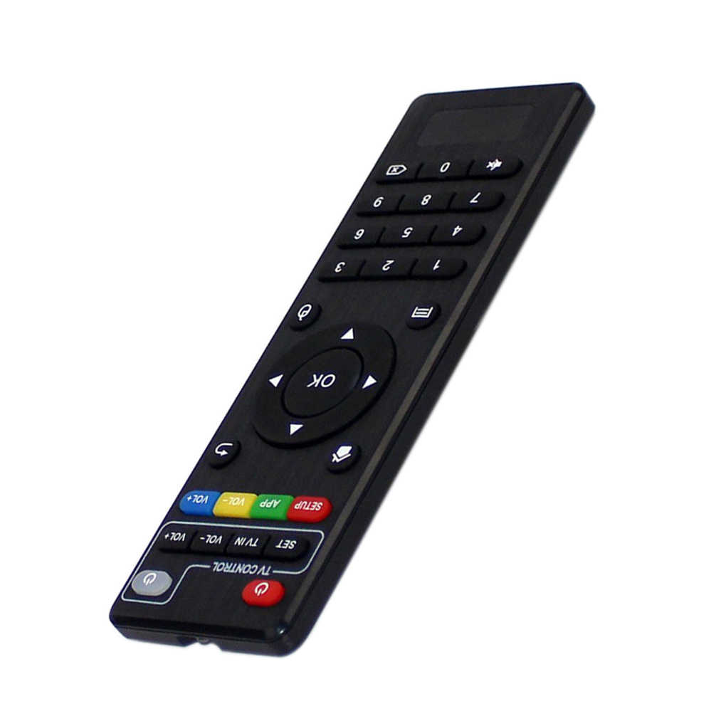 Universal Smart TV BoxรีโมทคอนโทรลชุดTop BoxรีโมทคอนโทรลสำหรับAndroidสมาร์ททีวีกล่องสำหรับMXQ Pro 4K X96 T95M T95N